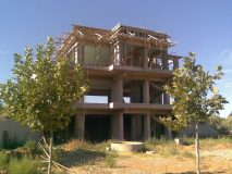 VL450-Unfinished Detached Houses 293,57 sqm -Platti Messinias-199000 €