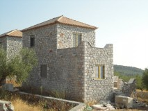VL114A – Stone Villa 92 sq.m. – Ag. Dimitrios Mani Messinia – 140000€
