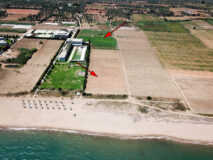 PL123 – Seafront  plot 19281.31 sq.m. – Analipsi Messina – 1500000€
