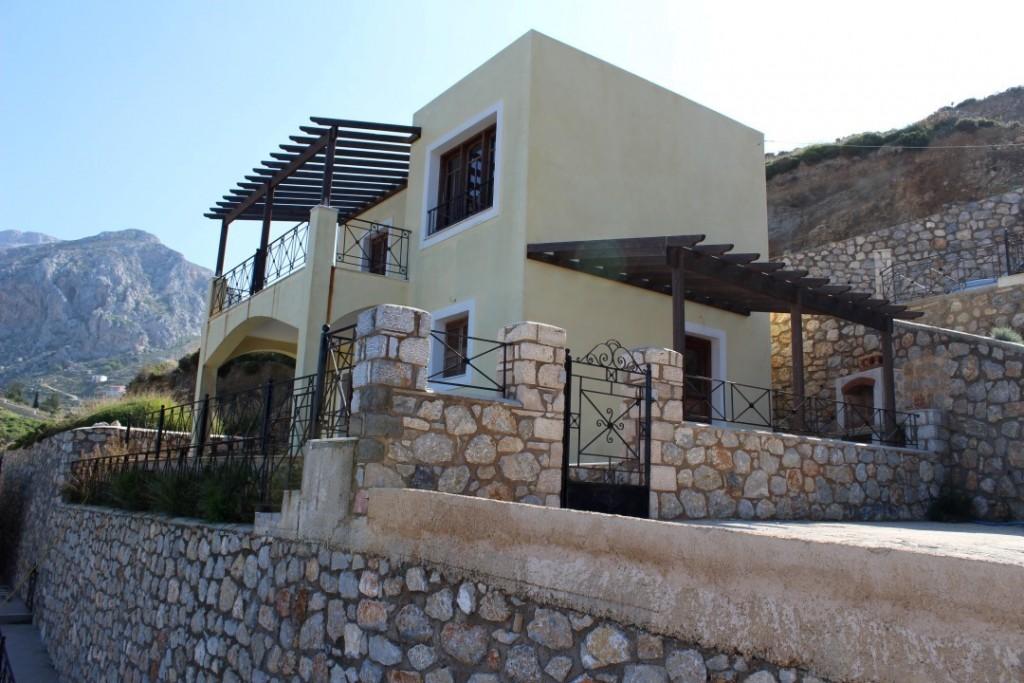 vl155 villa 84 6 sq m kalymnos 170000 hellas homes. Black Bedroom Furniture Sets. Home Design Ideas