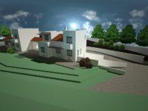 VL439-Two incomplete houses 300 sq.m.-Chrani Messinia – 140000€