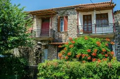 VL446-Stone Detached House 292 sqm-Kopanaki Messinias-210000 €