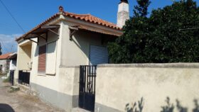VL513 – Ground floor house 59 sq.m. on a plot of 152 sq.m. – Meropi Messinia – 30000€
