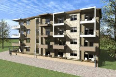 AP171 – Studio Apartment 31 sq.m – Halkidiki Hanioti – 65000€