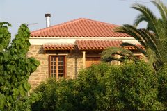 VL429 – Stone Detached house of 174 sq.m. – Ithome – € 130,000