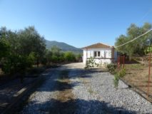 VL492 – Bungalow 46.65 sq.m. with land 11553 sq.m. – Neochori Meligala – 57000€