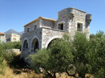 VL515 – Two-storey stone house of 149.47 sq.m. – Ag. Nikolaos West Mani – 200000€